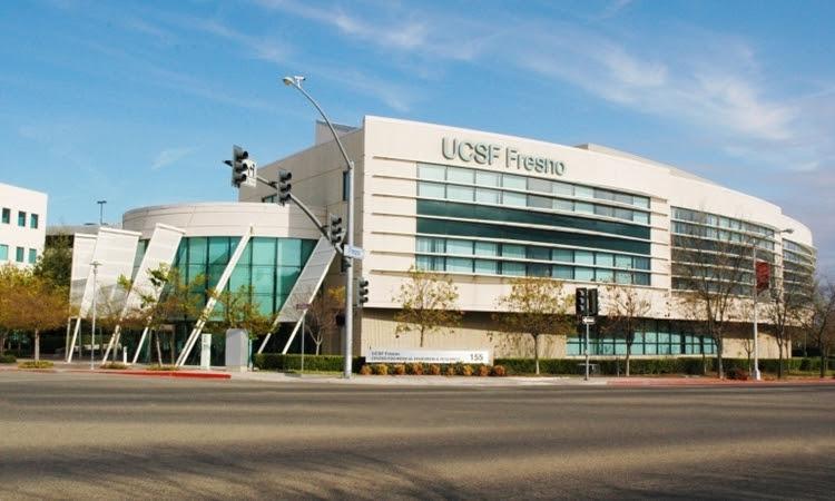 Trung tâm Giáo dục và Nghiên cứu Y tếUCSF tạiCalifornia, Mỹ. Ảnh: UCSF.