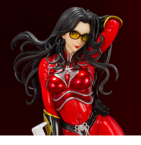 G.I. Joe Bishoujo Baroness Limited Edition PX Previews Exclusive