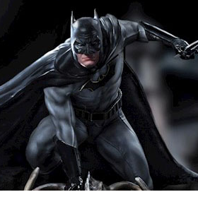 DC Comics Batman 1/10 Deluxe Art Scale Limited Edition Statue