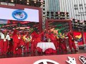 Laprimera Exposición Internacional de Importaciones de China durará hasta el próximo 10 de noviembre y contará con la presencia de unos 172 países.