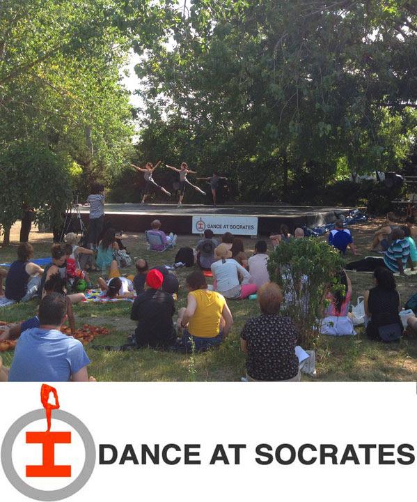 Norte Maar, Dance at Socrates, Socrates Sculpture Park
