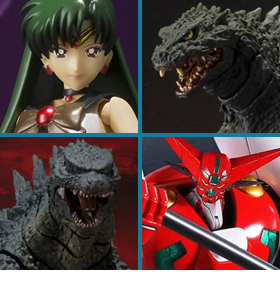 BANDAI JAPAN LIMITED RESTOCK
