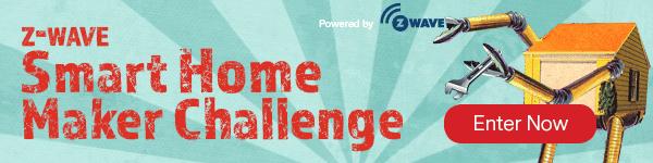 Z-Wave Smart Home Maker Challenge