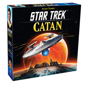 Star Trek: The Original Series Catan