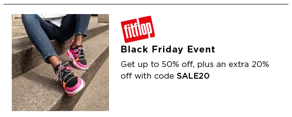 Fitflop Best Black Friday Sales
