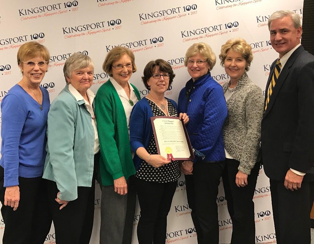 First Presbyterian Church Turns 100!
