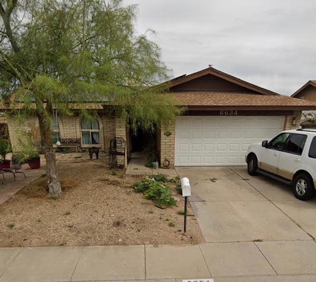 6634 W Christy Dr, Glendale, AZ 85304 wholesale property listing home for sale