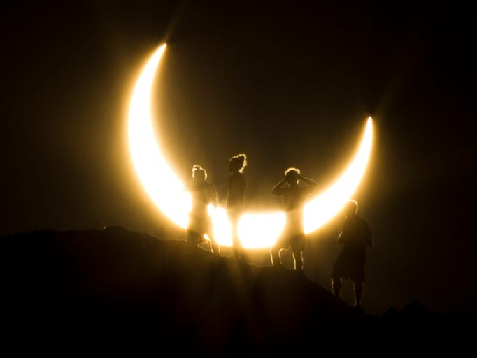 Image result for heart based eclipse