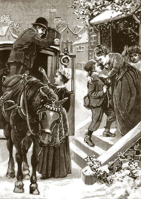 Victorian England image