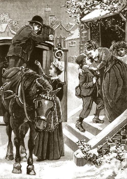 Victorian England image