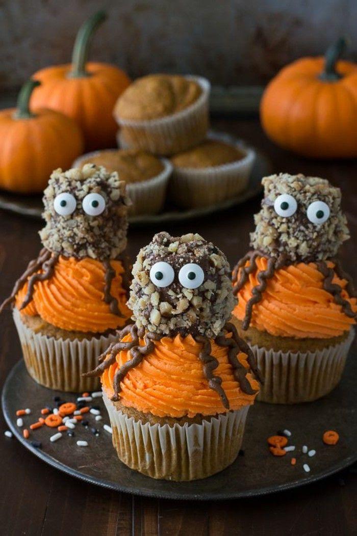 71fca0a5e4a302fc9d35cbad67180caa halloween desserts halloween pumpkins