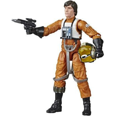Image of Star Wars The Black Series 6-Inch Action Figures Wave 23 - Wedge Antilles