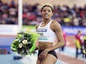 La deportista venezolanareiteró quesu próxima meta seránlos Juegos Olímpicos Tokio 2020.