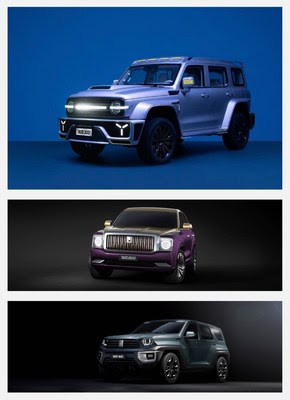 A Hit in China, GWM's TANK About to Debut the Global Market