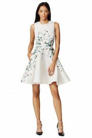 ERIN erin fetherston Woven Garden Dress