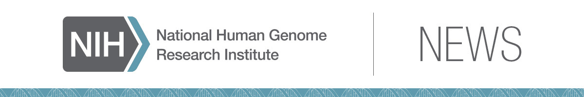 National Human Genome Research Institute newsletter banner
