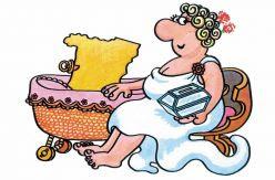 13 viñetas de Forges para reflexionar sobre cómo ha envejecido la 'Consti'