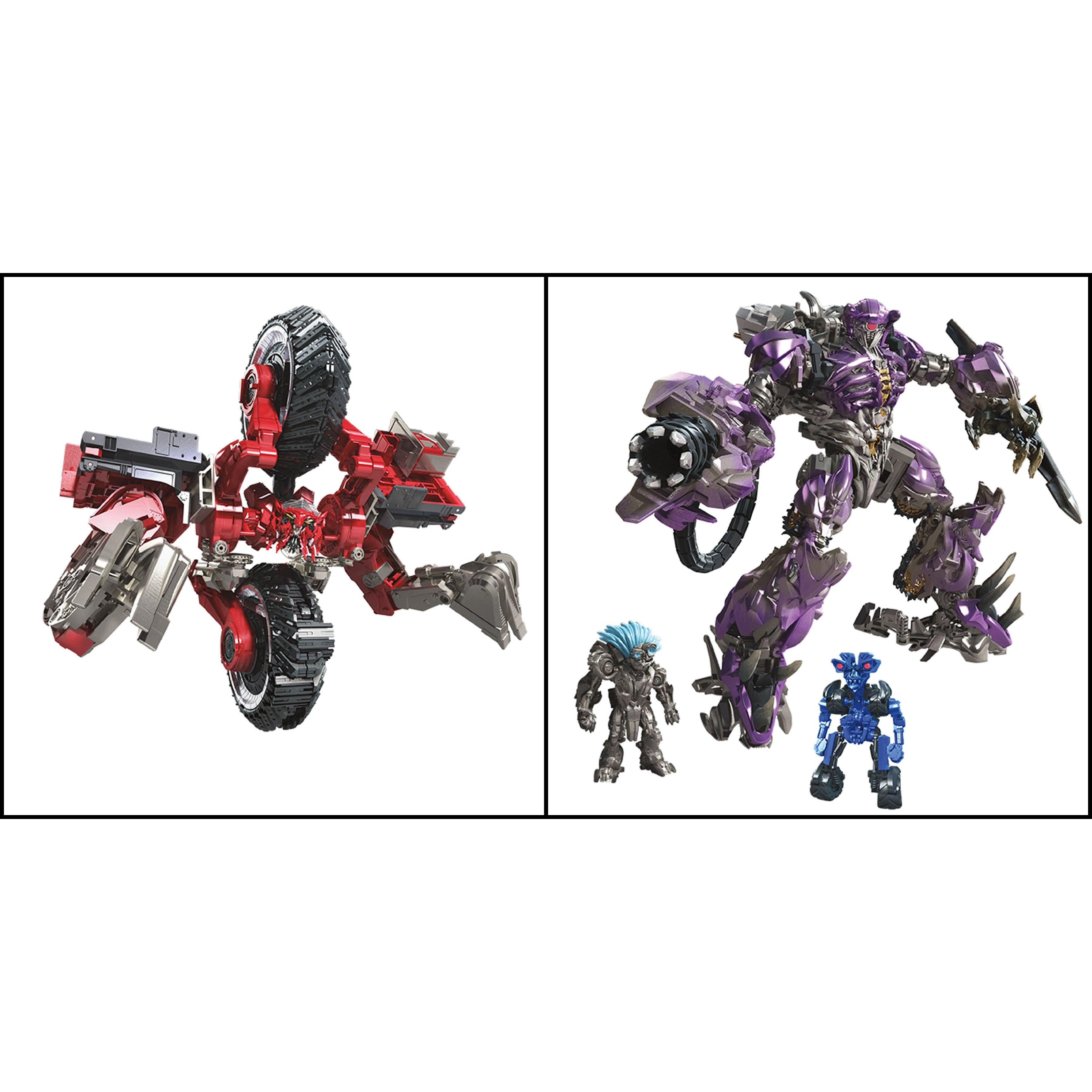 Image of Transformers Studio Series Premier Leader Wave 4 - Set of 2 - JANUARY 2020