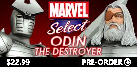 Marvel Select Odin The Destroyer