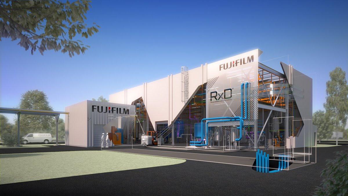 FUJIFILM Investing in the future of aqueous inkjet