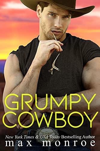 Cover for 'Grumpy Cowboy'