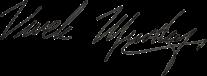 Vivek Murthy signature