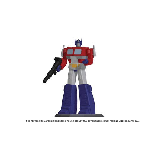 Image of Transformers Optimus Prime 9-Inch Statue - JANUARY 2021