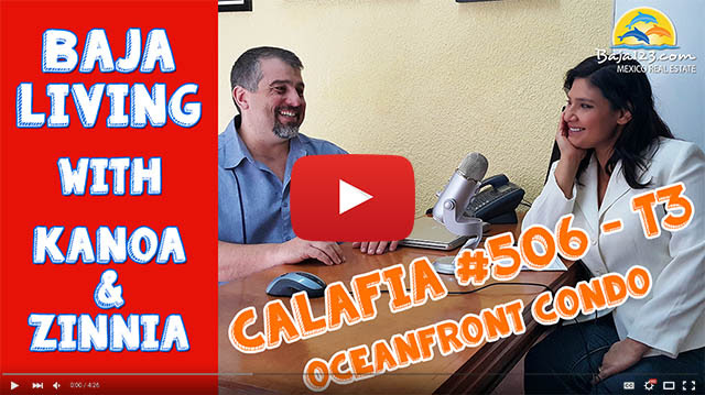 Calafia #506-T3 Video