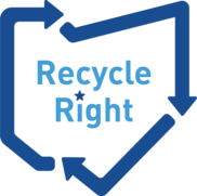 Recycle Right badge