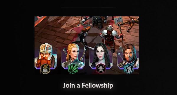 Join a Fellowship