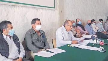 """Agricultores se oponen a la denominada """"segunda reforma agraria"""""""
