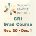 GRI Grad course