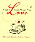 What I Love Most About You by Joann Davis.