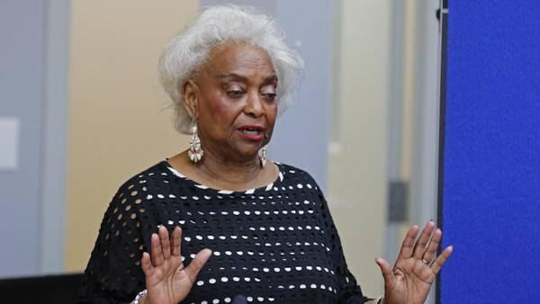 Image: BREAKING NEWS: Embattled Broward elections chief says she may step down after recount