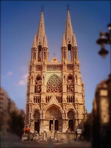 Parroquia S Vicente de Paul - Marsella