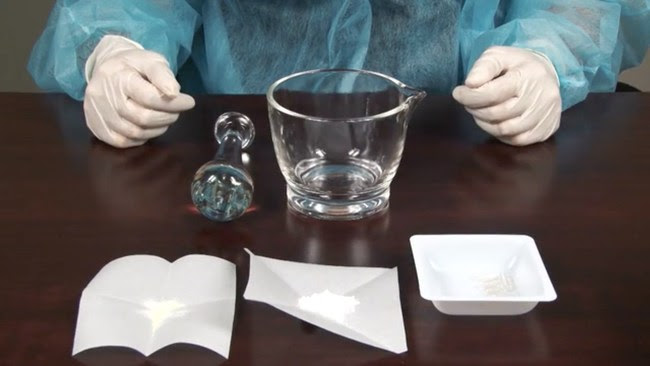 "Pharmacy compounding video demonstrations are a key aspect of the new OnCourse Learning continuing education collection called ""The Modern Pharmacy Laboratory Series."""