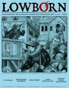 Lowborn Issue#3 cover