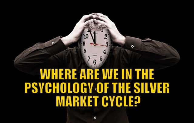 Psychology of the silver market