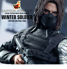 CAPTAIN AMERICA: THE WINTER SOLDIER 1/6 SCALE COLLECTIBLE FIGURE - WINTER SOLDIER