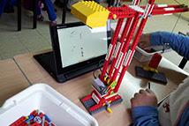 Obradoiro robótica - Lego
