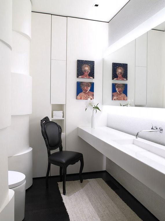 Ανακαινισμένο σπίτι με εξαιρετικά Interiors Designed By Stonefox Σχεδιασμός 7