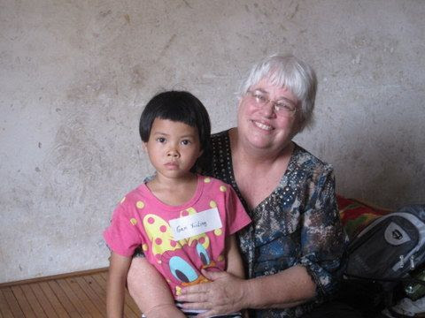 Wuxuan County Sponsored Child