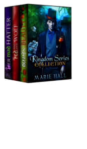 Kingdom Series Collection by Marie Hall