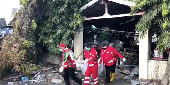 6. Los muertos por los terremotos y el tsunami en la isla indonesia de Célebes superan ya los 1.400