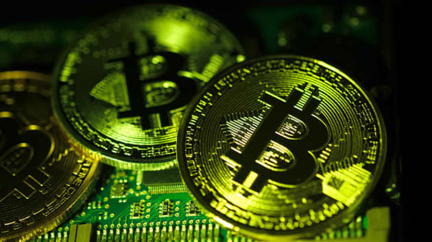 The world's largest digital currency is on fire - this is the latest milestone