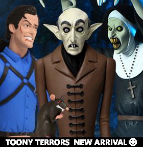 Toony Terrors Wave 3 Set of 3 Figures