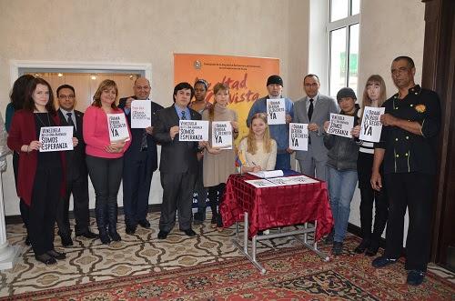 Movimientos Sociales de Rusia solicitan derogar decreto imperial en contra de Venezuela