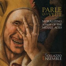CKD529. Parle qui veut: Moralizing songs of the Middle Ages