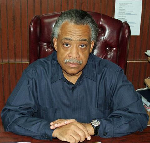 VIDEO: The English Language Beats Up on Al Sharpton…AGAIN
