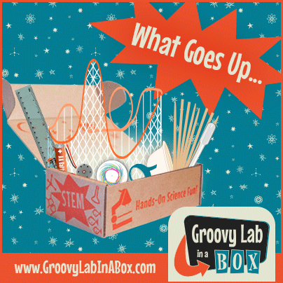 What Goes Up Groovy Lab in a Box